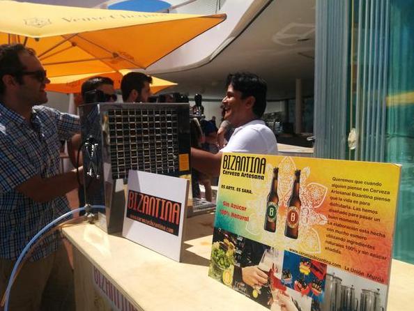 Ex-Trabjador de Sico se dedica ahora a hacer cerveza