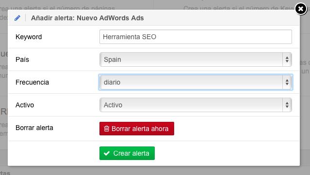 Controla si existen nuevos anuncios en el mercado
