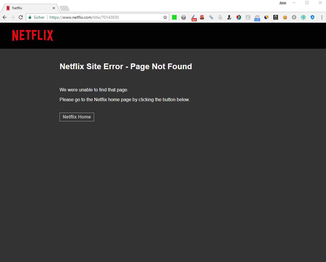 Oferta de Netflix en EEUU - The Big Bang Theory