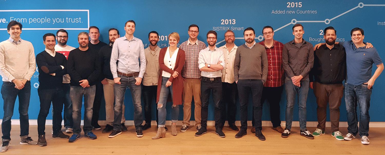 SEOs participantes de la SEO Talks 2 en SISTRIX