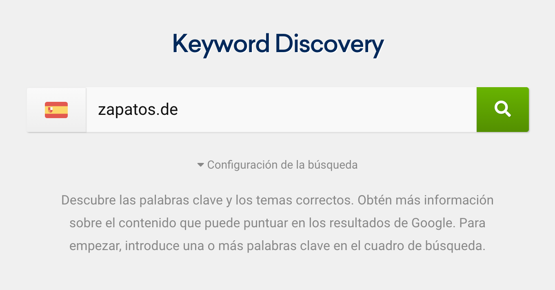Keyword-Discovery-SISTRIX